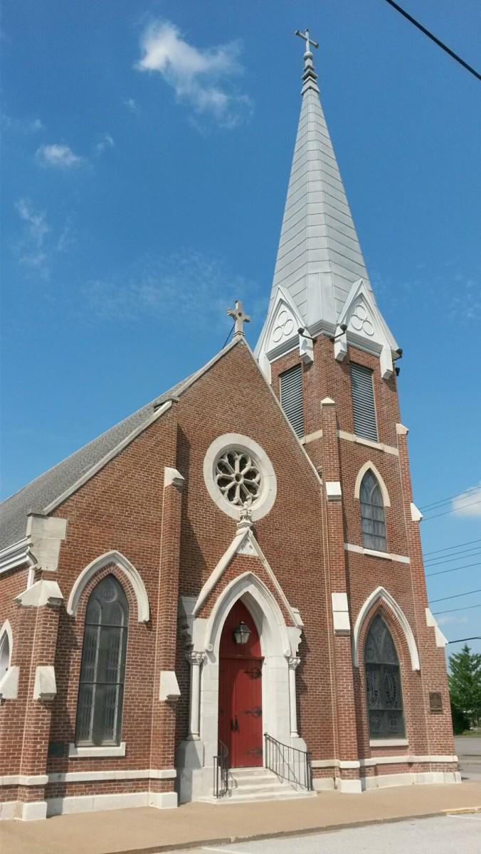 Grace Episcopal Church, Hopkinsville, KY