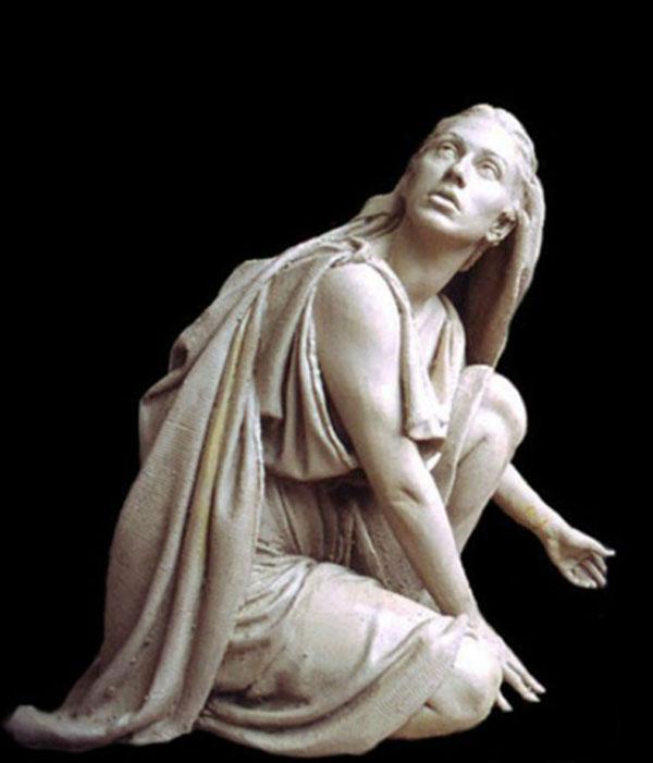 MM sculpture