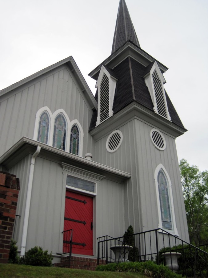 st james cedartown exterior