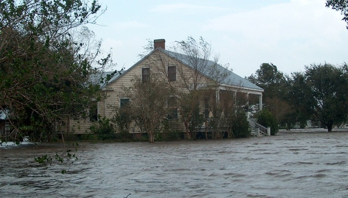 Rita flood